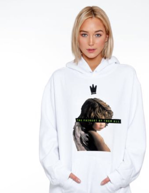 The Fairest Of Them All Hoodie