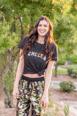 Cheers Graphic Tee