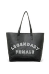 Legendary Female Vegan Tote