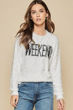 Weekend Sweater