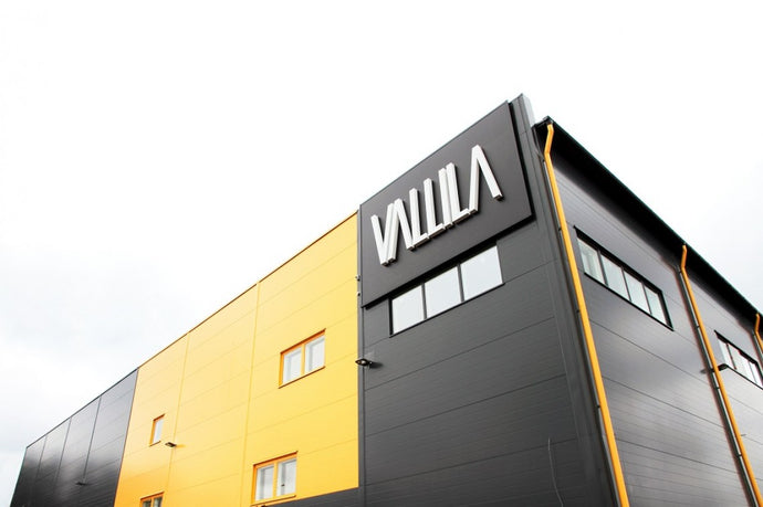 Vallila opens a new logistics center in Tuusula