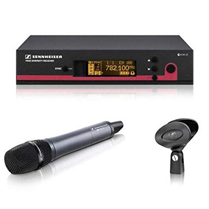 Sennheiser EW 135 G3 Wireless Handheld Microphone System - B Band