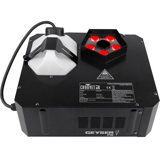 Chauvet GEYSERP5 LED Effect Fog Machine