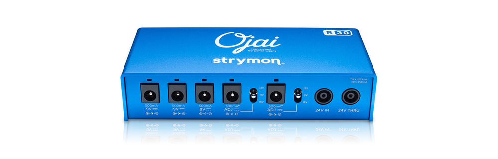 Strymon Ojai R30 - High Current Low Profile AC Adapter