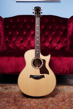 Taylor 2018 800 Series 816ce Grand Symphony Acoustic Electric Guitar Natural