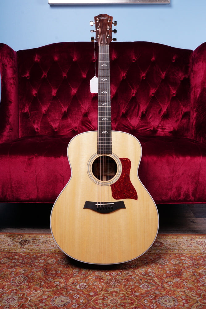 Taylor 400 Series 2018 418e-R Rosewood Grand Orchestra Acoustic Electric Guitar Natural