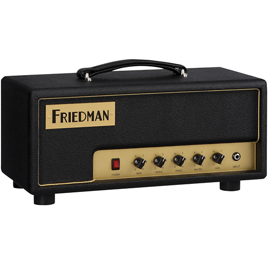 Friedman Pink Taco 20-Watt Hand Wired Tube Guitar Head