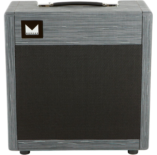 Morgan Amplification MVP23 23W 1x12 Tube Guitar Combo Amp Twilight Finish