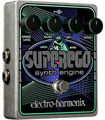 Electro Harmonix SuperEgo  Synth Engine Pedal Electric Guitar Effects Pedal