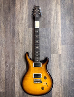PRS Custom 22 Maple Top Custom Color Electric Guitar Black McCarty Tobacco Wrapburst