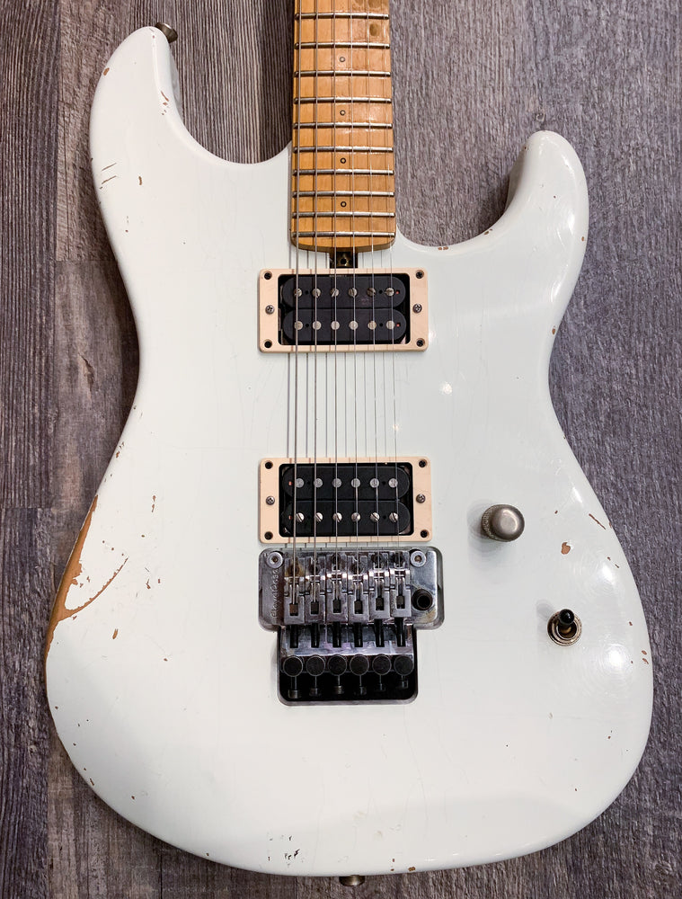 Friedman CALI-AMVHH+Floyd Electric Guitar Vintage White