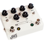 JHS Pedals Double Barrel v4 2 in 1 Dual Overdrive Guitar Pedal