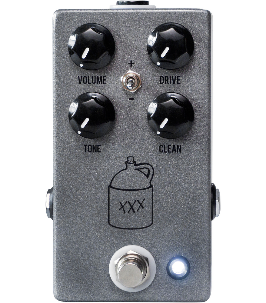 JHS Pedals Moonshine Overdrive Guitar Pedal