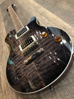 Friedman METRO D-MRBBTHH+N Electric Guitar Black Burst Transparent