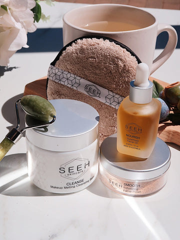 CHIC ON THE RUN - GET THAT SUMMER GLOW WITH NATURAL, AUSSIE MADE SEEH SKINCARE