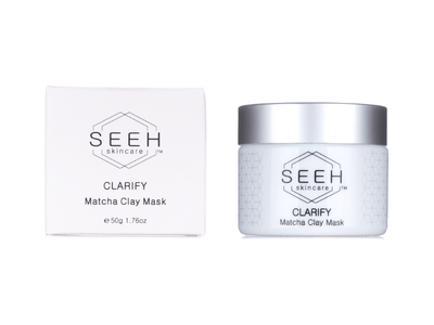 CLARIFY Matcha Clay Mask