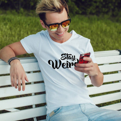 Stay Weird, , ICONIC-TEES