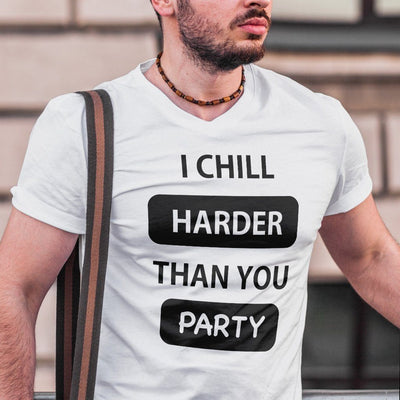 Chill Harder, , ICONIC-TEES