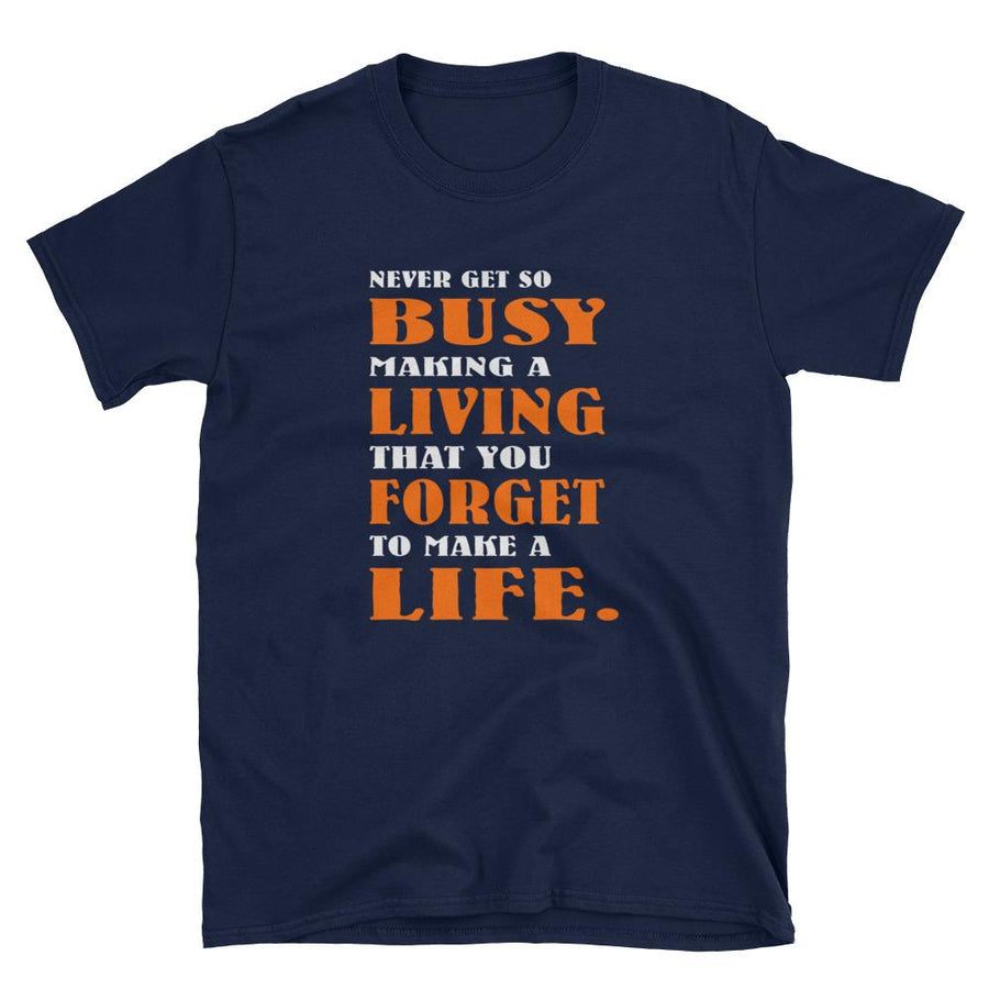 Make A Life, , ICONIC-TEES