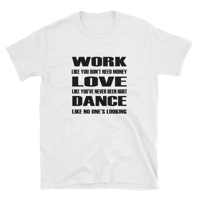 Work Love Dance, , ICONIC-TEES