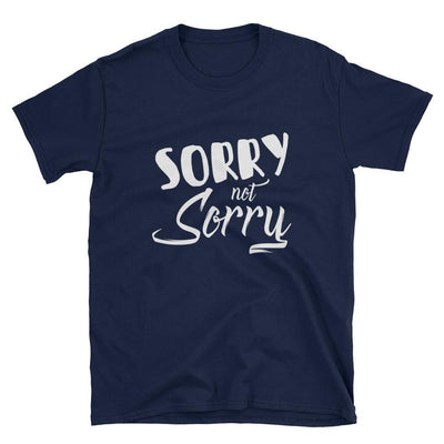 Sorry Not Sorry, , ICONIC-TEES