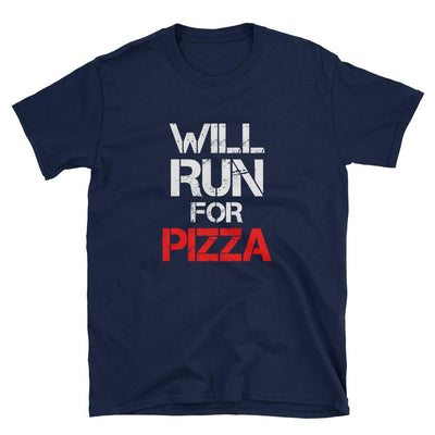 Run For Pizza, , ICONIC-TEES