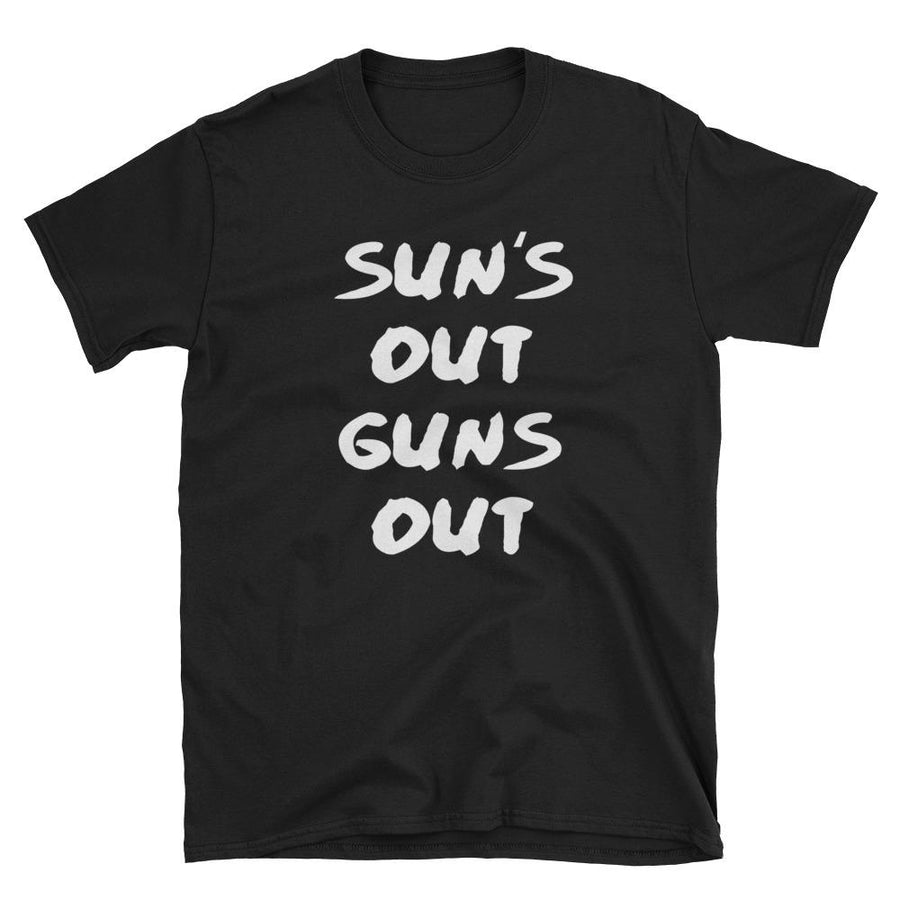 Guns Out, , ICONIC-TEES
