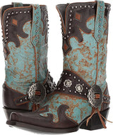 Double D Ranchwear by Old Gringo Womens Ranchitos Ridge