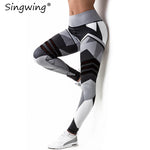 Hip Elastic Legging s
