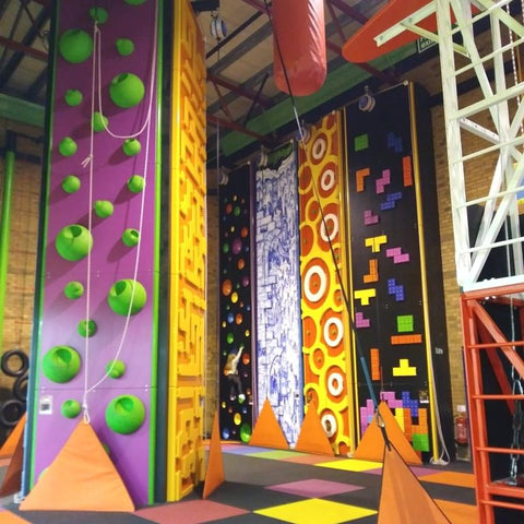 Ravenscraig Activity Centre, Greenock, climbing walls, Glasgow