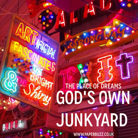 God's own junkyard, London - A blogpost by Paperbuzz