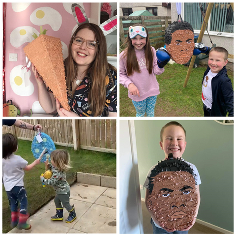 Southside Pinata customer photos