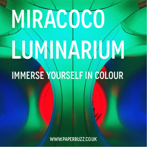 Miracoco Luminarium - A blog post by Paperbuzz