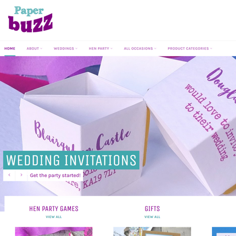 Paperbuzz website