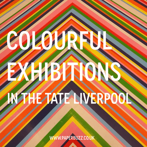 Tate Liverpool - A blog post by Paperbuzz