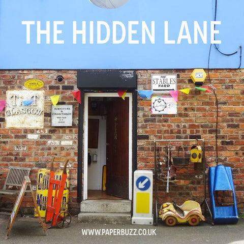 The Hidden Lane Blog Post by Paperbuzz
