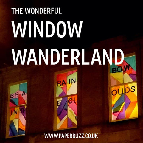 Strathbungo Window Wanderland 2019, Glasgow