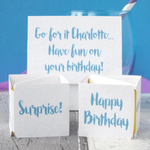 Have Fun Birthday Card