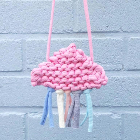 'Summer Haze' Cloud Necklace