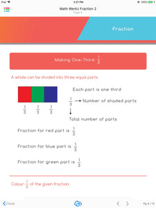 Math Werkz Fraction 2