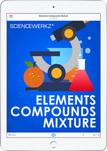 ScienceWerkz® Elements Compounds Mixture