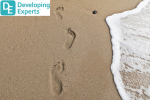 DevExp: Measure footprints in the sand