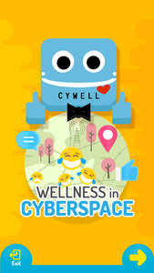 Protect teens from cyber dangers and threats with Cywell interactive ebook