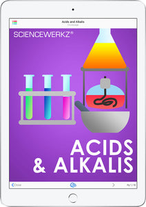ScienceWerkz® Acids and Alkalis