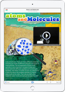 ScienceWerkz® Atoms and Molecules