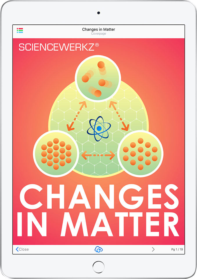 ScienceWerkz® Changes in Matter