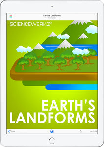 ScienceWerkz® Earth's Landforms