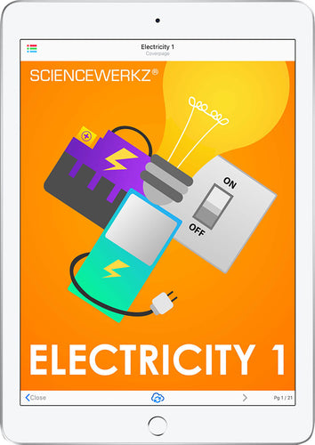 ScienceWerkz® Electricity 1