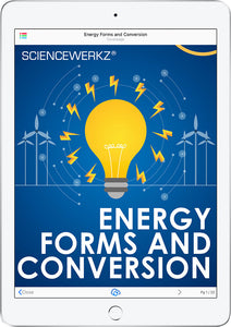 ScienceWerkz® Energy Forms and Conversions
