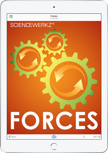 ScienceWerkz® Forces